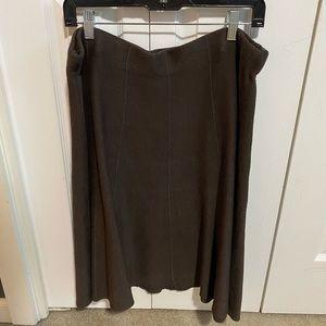 Nic+Zoe Summer Fling Linen Blend Skirt Sundress